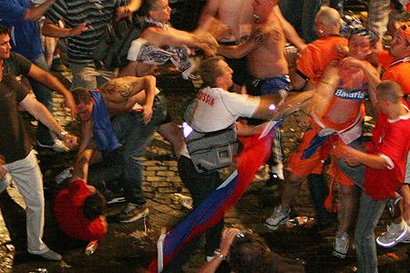 marktplatz basel euro 2008 schlägerei